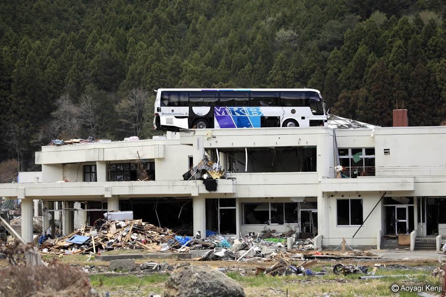東日本大震災の現場 (10) 石巻...